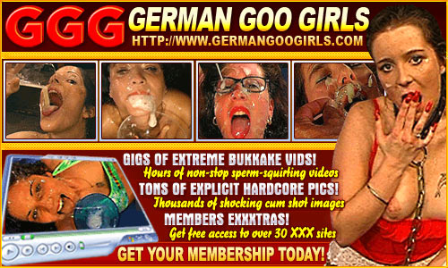 ggg Sexy german babe sucking big cock